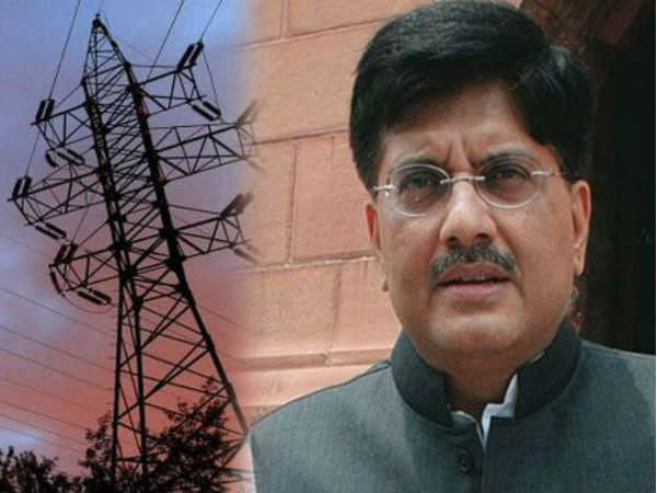 '6,000 villages provided with power'
