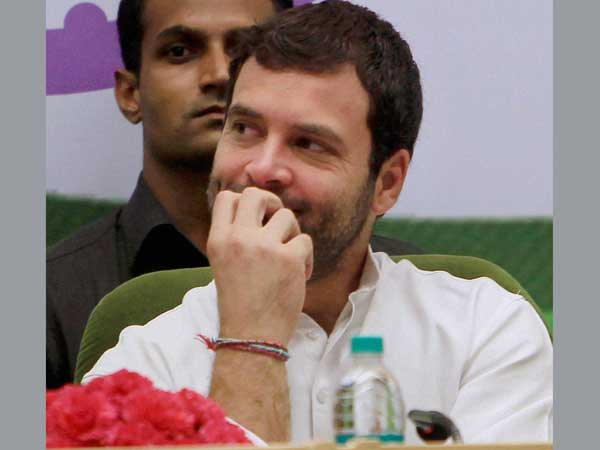 BJP scoffs at criticism from Rahul