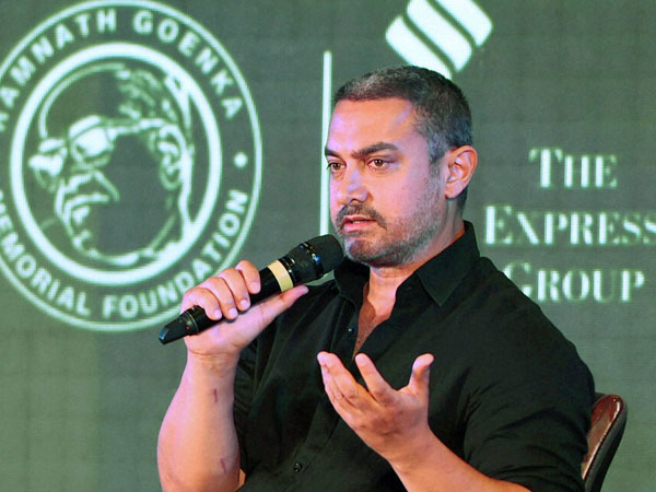 India is very tolerant: Aamir Khan