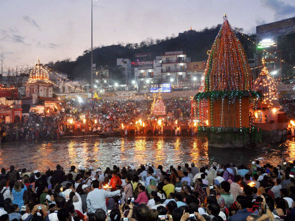 In Pics: Maha Shivratri celebrations across India