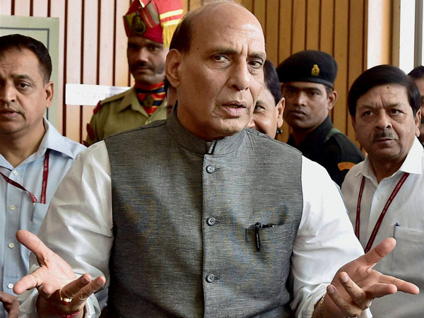 Rajnath reviews security situation