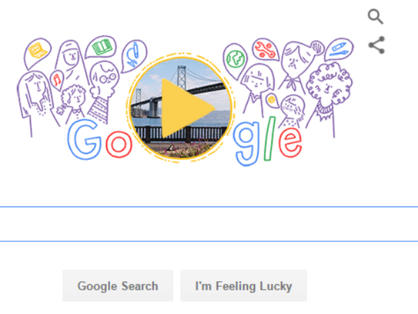 Google celebrates Women's Day