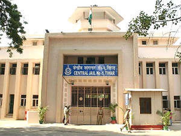 Tihar Jail Deputy Superintendent removed for alleged misdemeanour