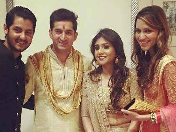 In pics: Mohit Sharma gets married to Shweta Jaiswal