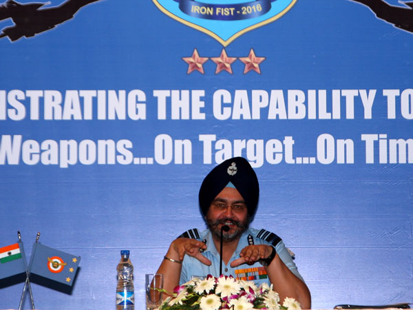 IAF all set for Iron Fist