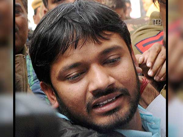 Kanhaiya not allowed to enter HCU; dubs it attack on democracy.