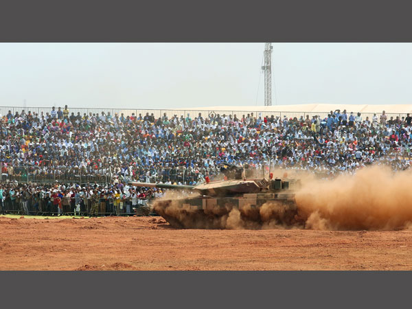 DefExpo signs off on a positive note