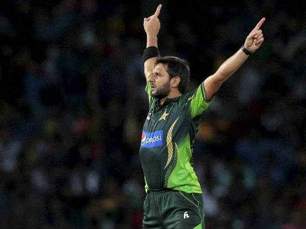Shahid Afridi will continue to be Pakistan's skipper.