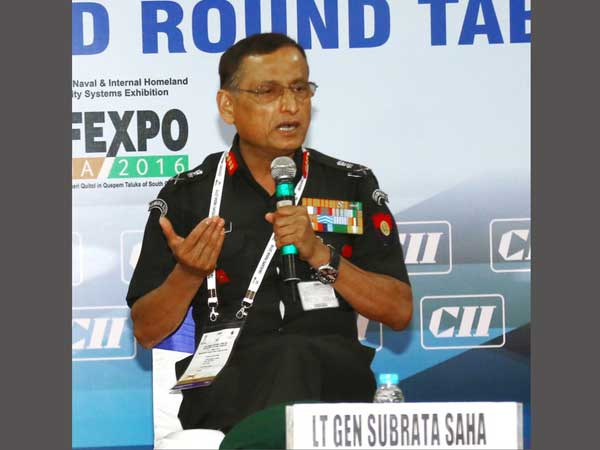 Lt Gen Saha categorised the requirements of Indian Army into three segments