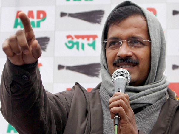 Kejriwal forms team to check corruption