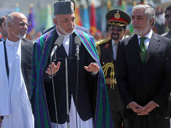 IS group is 'on the run' in Afghanistan: Ashraf Ghani