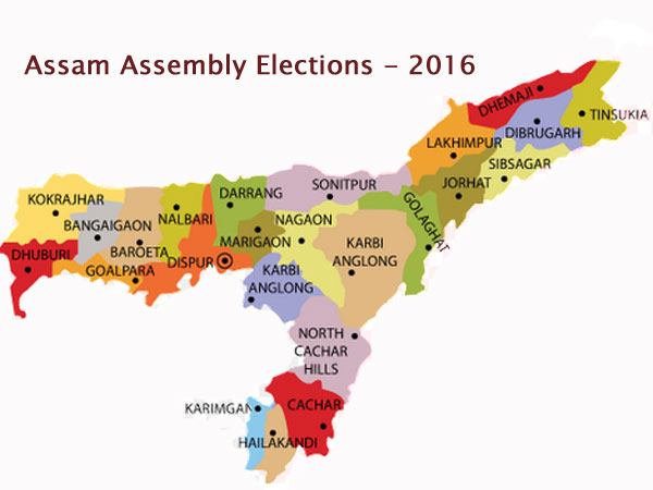 Assam Assembly Elections