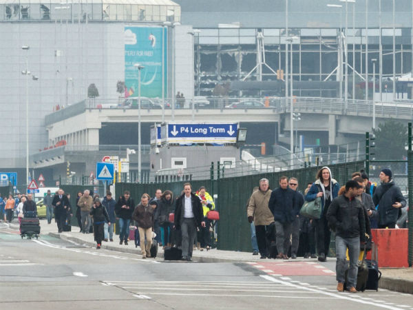 Islamic State claims responsibility of Brussels attack