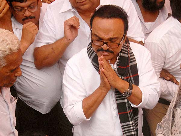 Chhagan Bhujbal arrested by ED