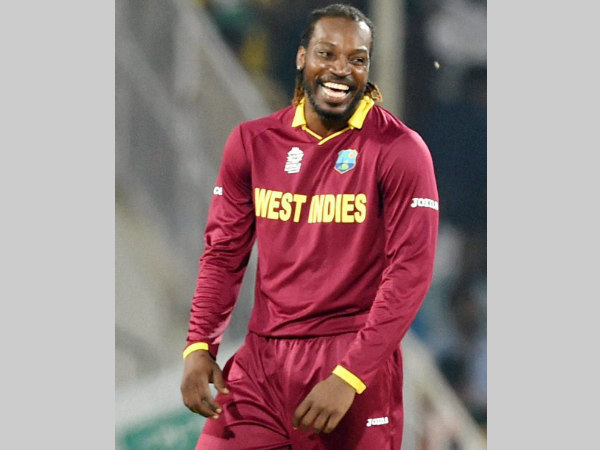 Will Gayle be smiling after the WT20 semi-final?
