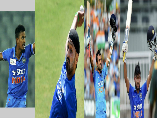 Rahane, Pandey, Negi or Harbhajan? Who will MS Dhoni rely