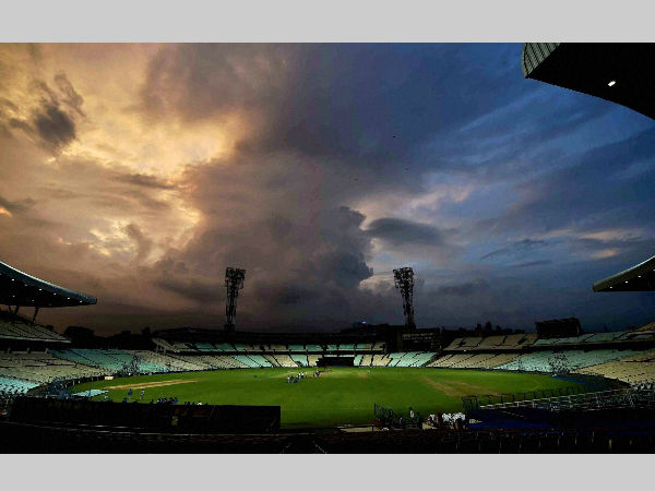 A file picture of Kolkata's Eden Gardens