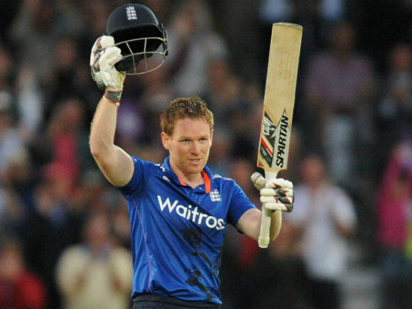 I don't set expectations and barriers for my team, says Eoin Morgan