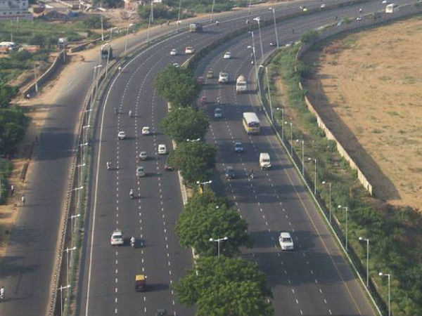 Rs 1.2 L cr spent on national highways development in 3 yrs