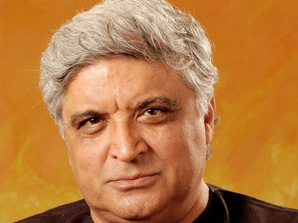 Veteran lyricist Javed Akhtar