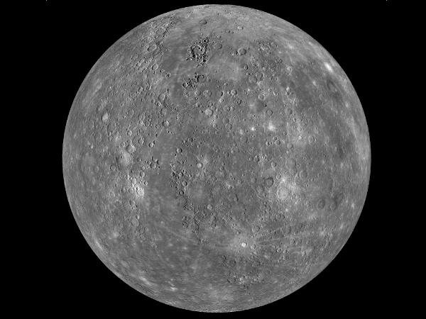 Mercury's 'darkness' mystery solved