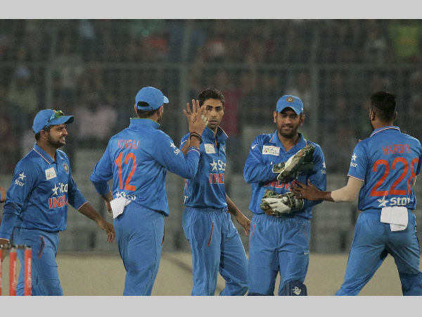 Team India are clear favourites at World T20