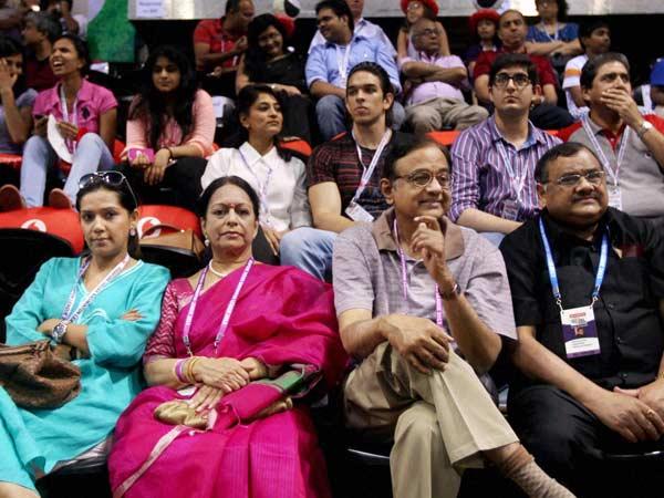 Saradha scam: ED summons former FM Chidambaram's wife – The Sen Times