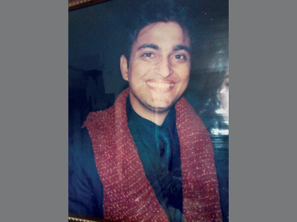 File photo of 40-year-old dentist Pankaj Narang who was allegedly beaten to death by a group of around 15 persons, including at least four juveniles, following a dispute in west Delhi's Vikaspuri area on Thursday.