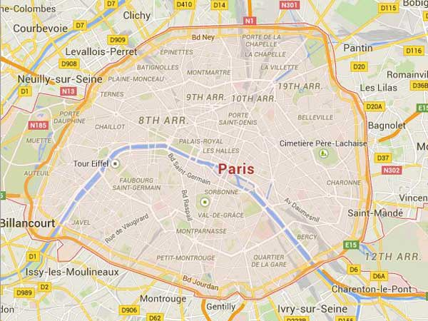 Teen girls planned to attack Paris