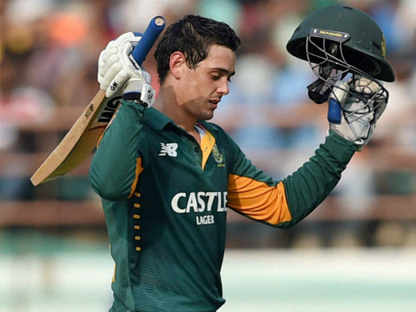 WT20: South Africa post massive 229/4 against England