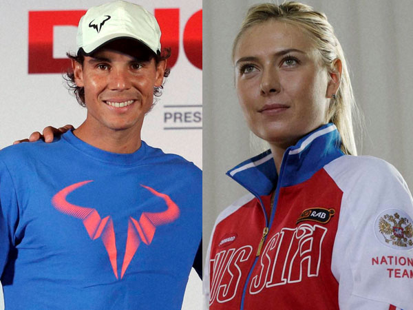 Maria Sharapova should be punished: Rafael Nadal