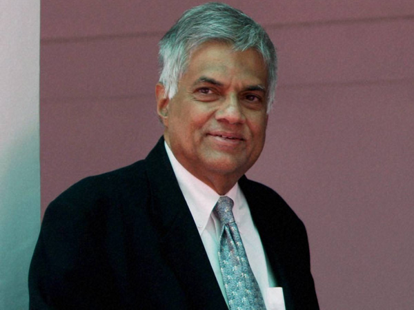 Ranil Wickremsinghe