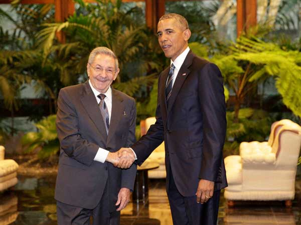 Obama, Castro hail 'new day' for US-Cuba