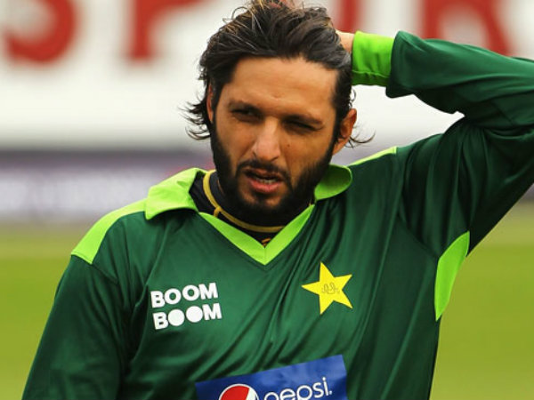 BCCI criticises Shahid Afridi for 'lot of people are here from Kashmir' comment