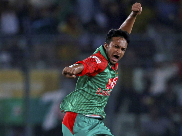 World T20: Team India have the world's best batting line-up, says Shakib Al Hasan