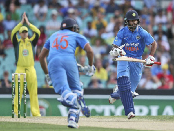 Rohit Sharma - Shikhar Dhawan's form a concern for Team India