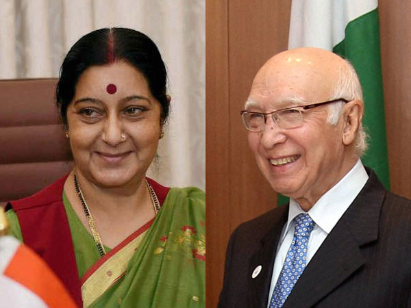 Sushma-Aziz to meet on Mar 17