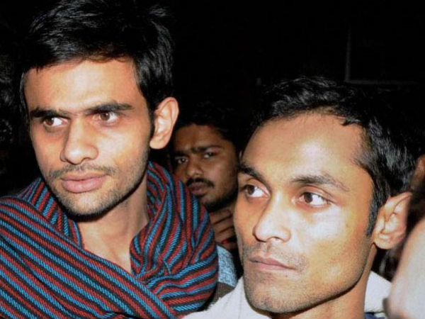 "JNU panel finds Umar, Anirban ""guilty"""