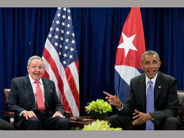 Cuba will not discuss political reforms