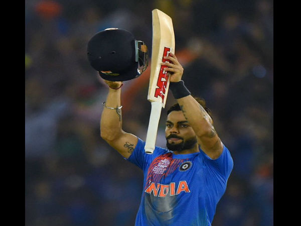 Virat Kohli: Man who makes steep run-chases look ridiculously easy