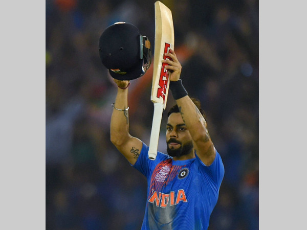 Virat Kohli is back on top of the world in T20Is