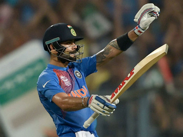 Virat Kohli is once again holds the key for India's success