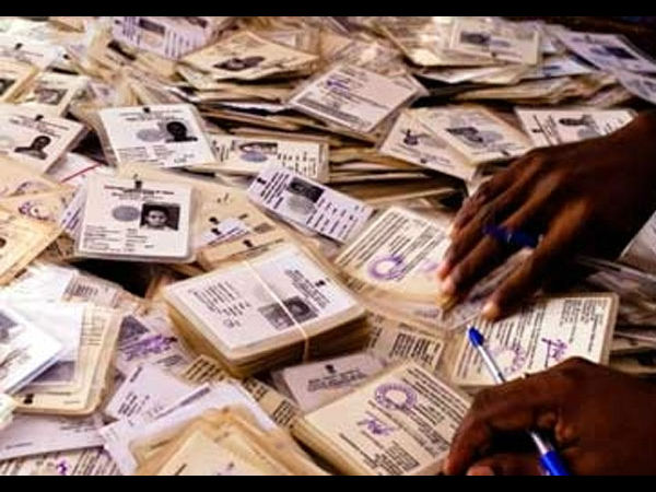 Karnataka elections: Voter ID cards collected as collateral security in exchange for cash