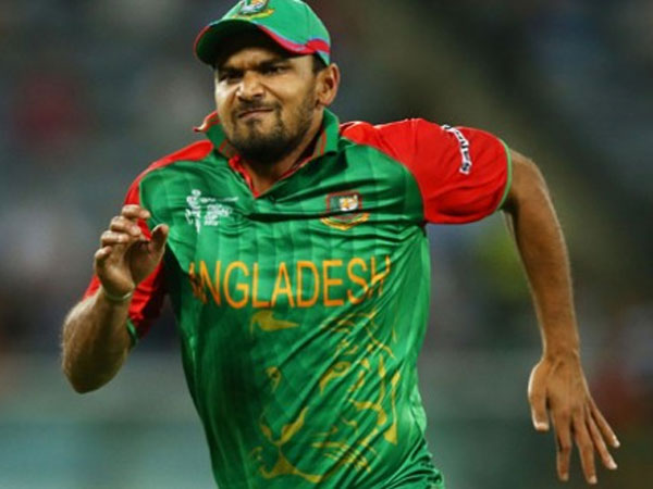 Mashrafe Mortaza's Bangladesh have developed a habbit of punching above their weight.
