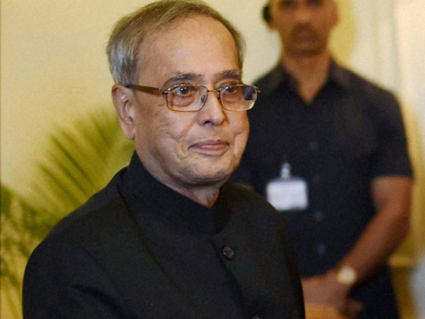 Pranab Mukherjee hails EC, says polls were conducted 'perfectly'