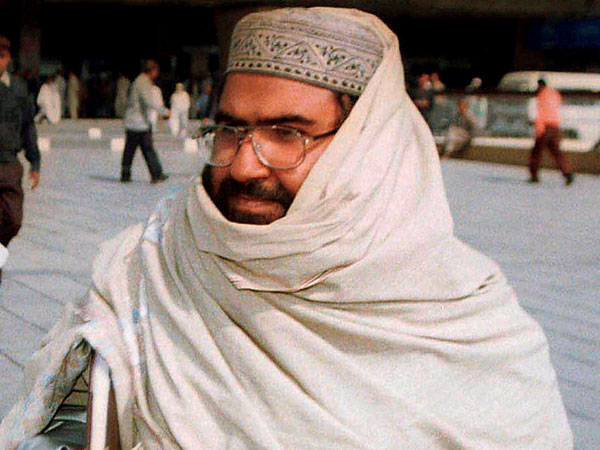Maulana Masood Azhar detained