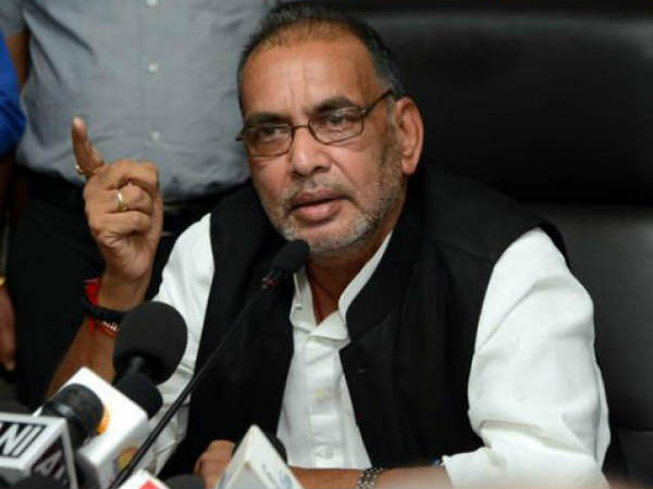 Bihar not utilising central funds for agri development: Union Minister