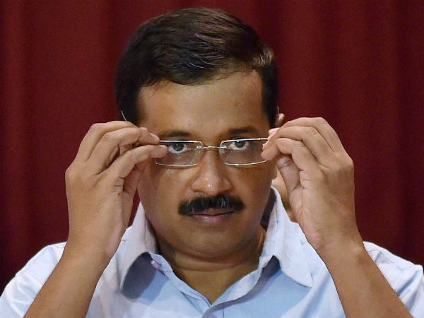 BJP backstabs 'Mother India': Kejriwal