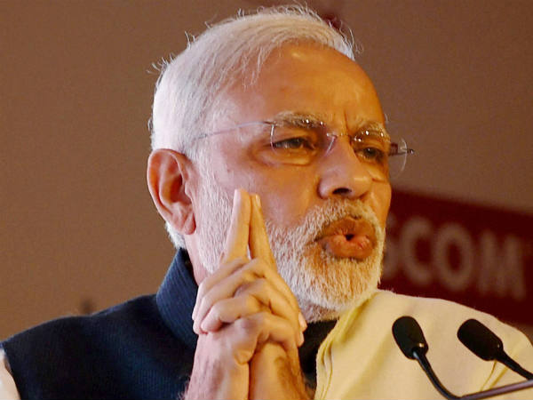 Navratri begins today: PM Modi to only drink water for nine days.