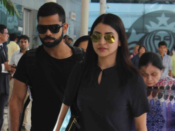 In pics: Anushka-Virat spotted together post break-up